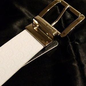 Michael Kors Dual Belt